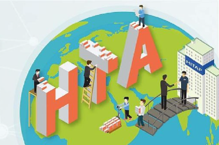 WHO HAS CROSSED THE BRIDGE TO HTA:  Meet selected candidates of HITAP International Internship 2017