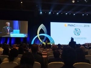 My Experience Attending PMAC 2018 Conference
