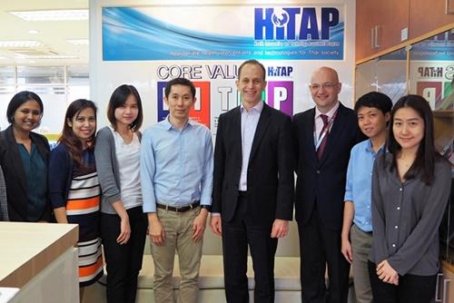 WHO Thailand visits HITAP