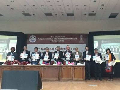 HTA Workshop and Conference in Chandigarh, India