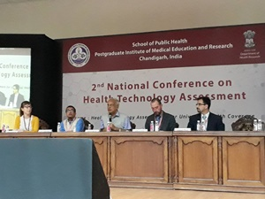 HTA training week and 2nd National HTA Conference, Chandigarh, India