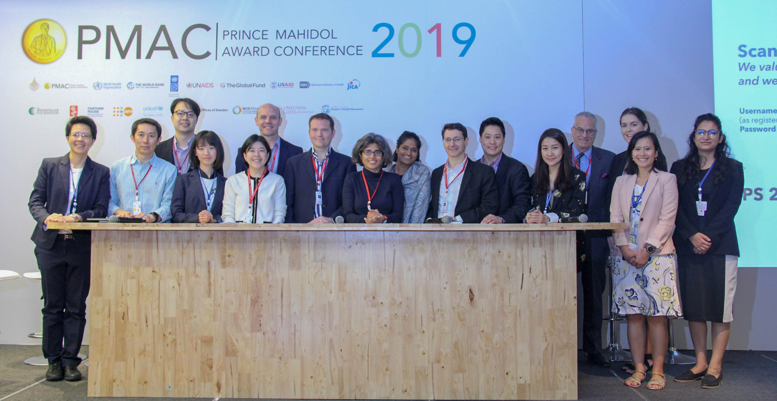 HITAP held a parallel session at Prince Mahidol Award Conference (PMAC) 2019