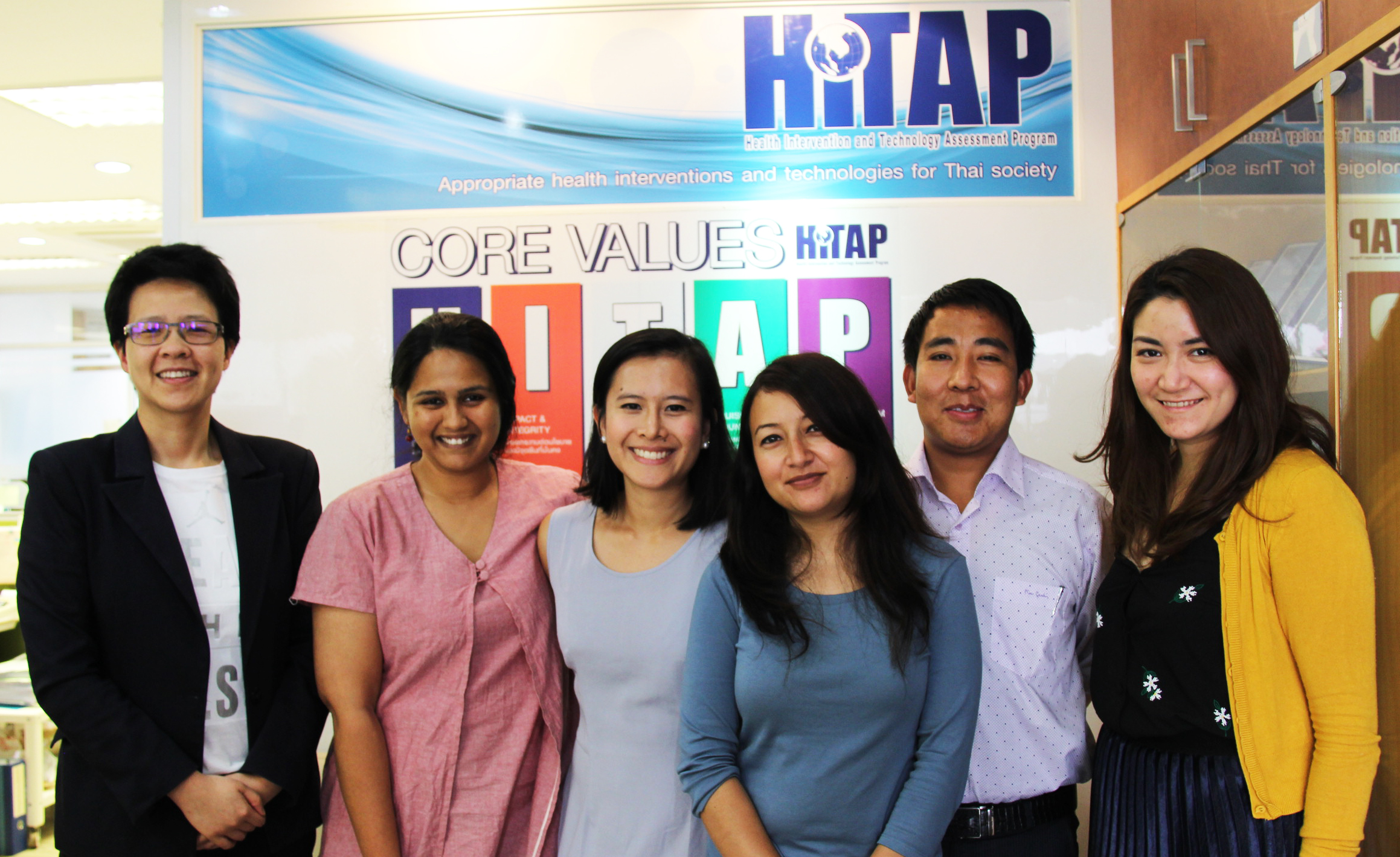 Guest Blog: Opportunities and Learning Economic Evaluation in Thailand