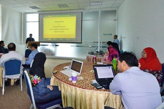 HTA for Priority Setting and Informed Decision Making Training Workshop in Brunei
