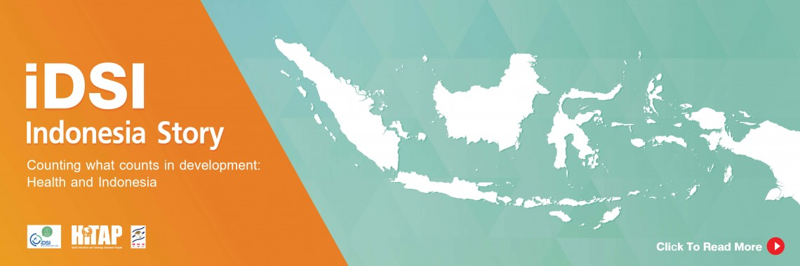 COUNTING WHAT COUNTS IN DEVELOPMENT: HEALTH AND INDONESIA