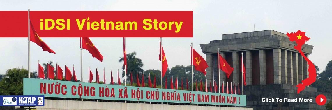 iDSI Vietnam Story