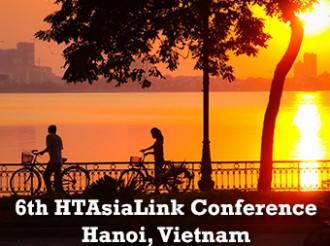 6th HTAsiaLink Conference 2017 Hanoi, Vietnam